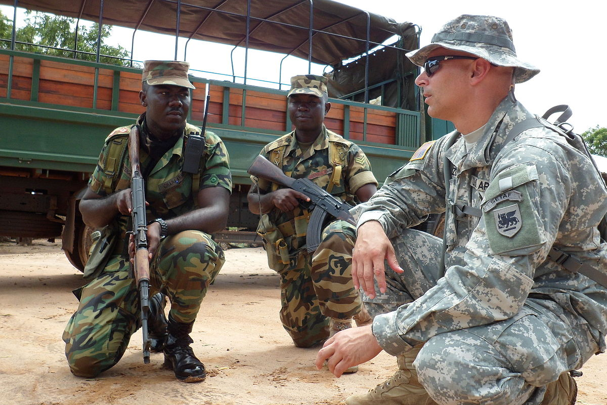 Africa and the Changing US Security Priorities